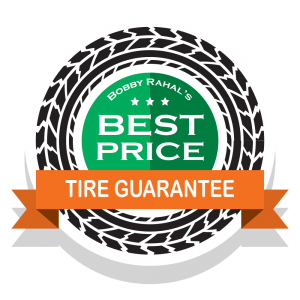 Bobby Rahal's Best Price Guarantee Program. We stand by our prices.